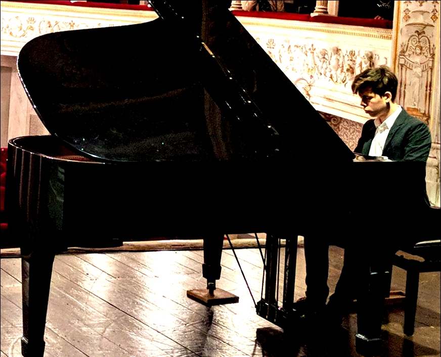 BACH+, three piano concerts with Mariangela Vacatello on July 14th - 21st - 28th